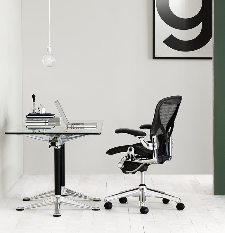 Aeron Classic Task Chair By Herman Miller