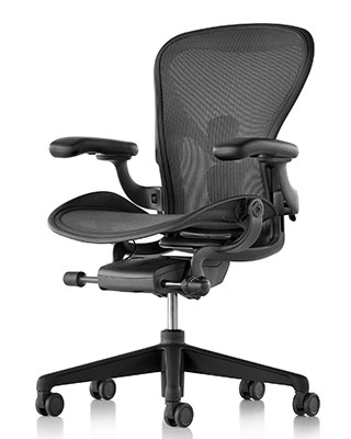 AERON REMASTERED BY HERMAN MILLER