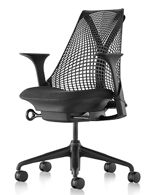 SAYL WORK CHAIR BY HERMAN MILLER
