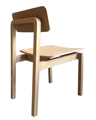 LANGDON CHAIR BY WORTHY