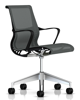 SETU CHAIR BY HERMAN MILLER $935