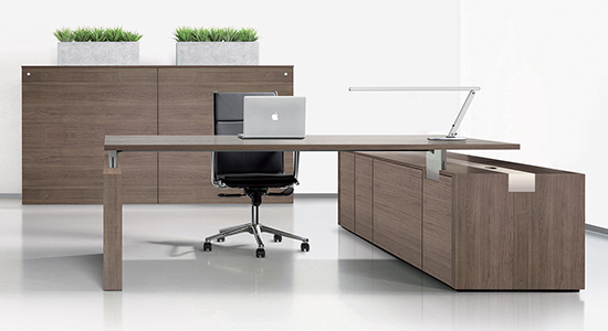 SCENARIOS EXECUTIVE DESK BY MARKANT