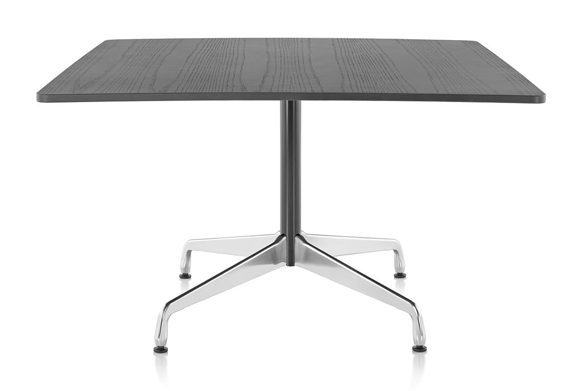eames segmented base table by herman miller. Black Bedroom Furniture Sets. Home Design Ideas