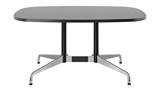 EAMES SEGMENTED BASE TABLE BY HERMAN MILLER