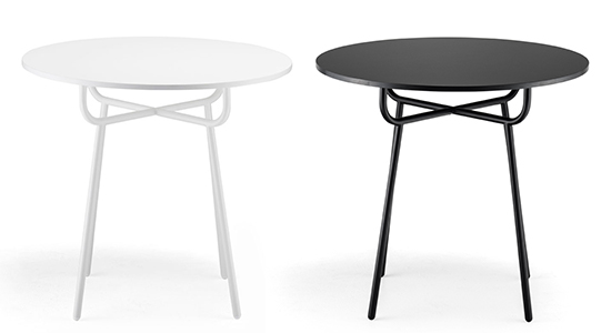 GRILLE RESI TABLES BY GOHOME