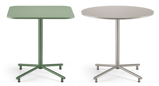 GRILLE TABLES BY GOHOME