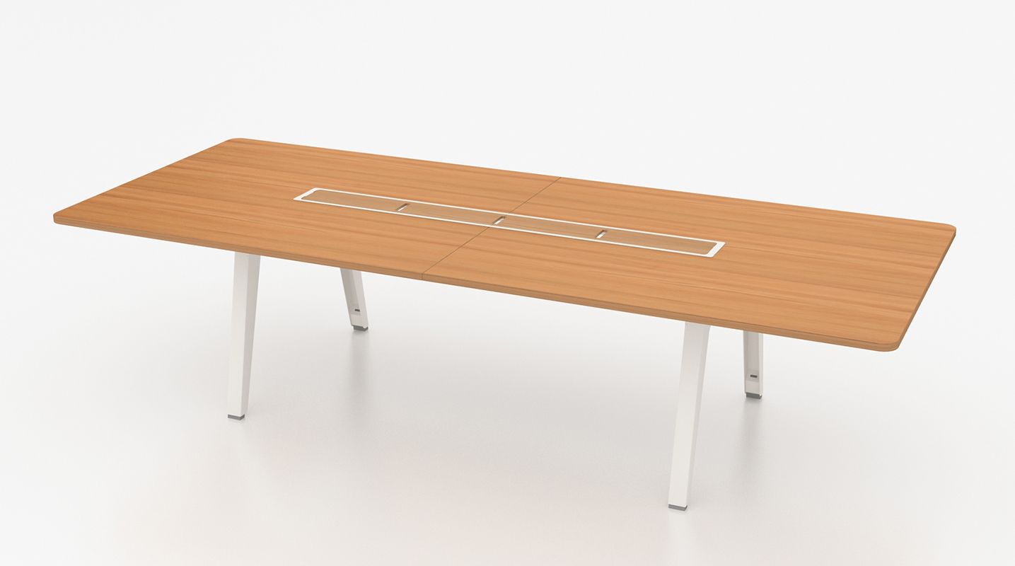 Optimis Tables By Herman Miller