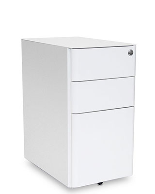 COMBI CURVED SLIM MOBILE PEDESTAL $128