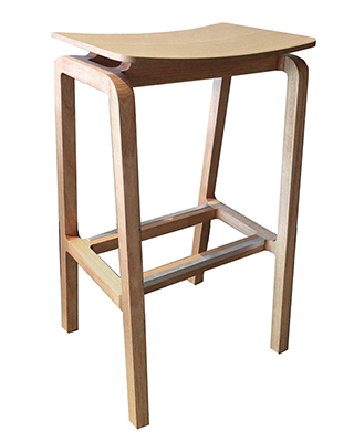 LANGDON STOOL BY WORTHY