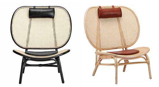 NOMAD CHAIR BY NORR 11