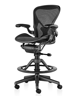 AERON CLASSIC WORK STOOL BY HM