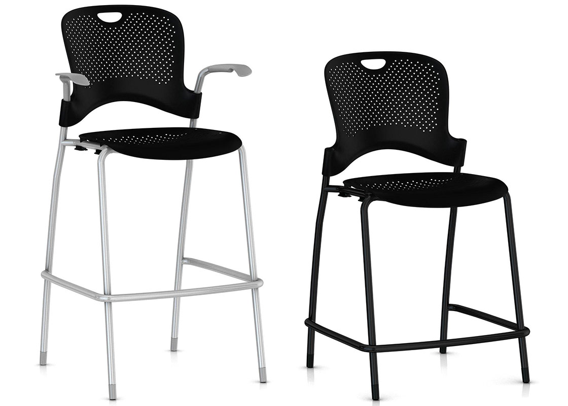 Caper Stacking Chair By Herman Miller Herman Miller Caper