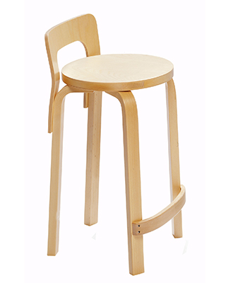 ARTEK  HIGH CHAIR K65