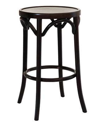 ROUND BARSTOOL BY THONET
