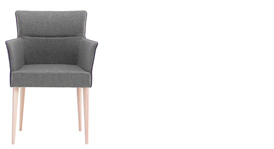 ADELE ARMCHAIR BY ROSSETTO