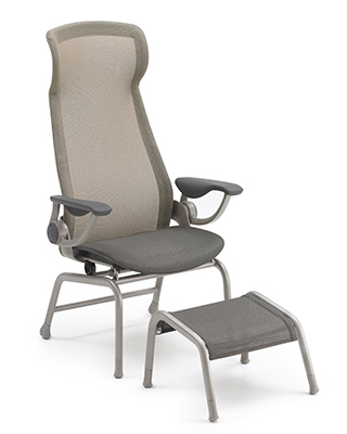 CENTE PATIENT CHAIR BY HERMAN MILLER