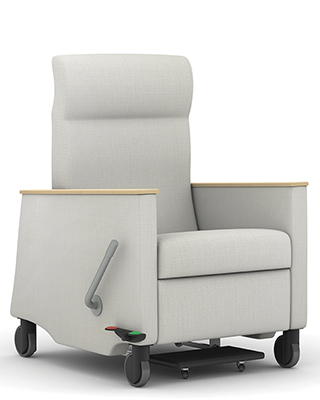 MODERN AMENITY RECLINER BY CAROLINA